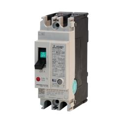 【クリックで詳細表示】漏電遮断器 F-Style NV-Sクラス汎用品 NV32-SVF 2P 30A 100-240V 30MA
