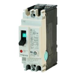 【クリックで詳細表示】漏電遮断器 F-Style NV-Cクラス経済品 NV63-CVF 2P 60A 100-240V 30MA