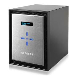 ReadyNAS 526X 6ベイ デスクトップ型ネットワークストレージ(エンタープライズ向けHDD 3TB*6台搭載) 10GBASE-T×2 RN526XE3-100AJS