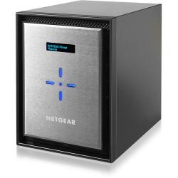 ReadyNAS 626X 6ベイ デスクトップ型ネットワークストレージ(エンタープライズ向けHDD 6TB*6台搭載) 10GBASE-T×2、1000BASE-T×2 RN626XE6-100AJS