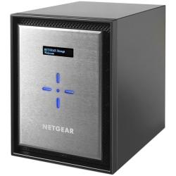 ReadyNAS 526X 6ベイ デスクトップ型ネットワークストレージ(ディスクレスモデル) 10GBASE-T×2 RN526X00-100AJS