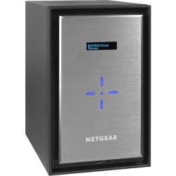 ReadyNAS 628X 8ベイ デスクトップ型ネットワークストレージ(ディスクレスモデル) 10GBASE-T×2、1000BASE-T×2 RN628X00-100AJS