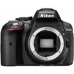 デジタル一眼レフカメラ D5300 ブラック D5300BK