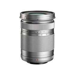 【クリックで詳細表示】マイクロフォーサーズ用 M.ZUIKO DIGITAL 40-150mm F4.0-5.6 R (シルバー) EZ-M4015-R SLV