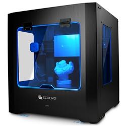 Abee SCOOVO C170 SCV-C170-BK 3Dプリンター