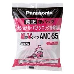 交換用 紙パック(M型Vタイプ)(5枚入り) AMC-S5
