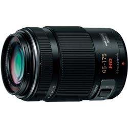 【クリックで詳細表示】デジタル一眼カメラ用交換レンズ LUMIX G X VARIO PZ 45-175mm/F4.0-5.6 (ブラック) H-PS45175-K