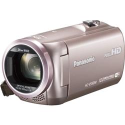 デジタルハイビジョンビデオカメラ (ピンクゴールド) HC-V550M-N
