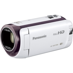 デジタルハイビジョンビデオカメラ (ホワイト) HC-W570M-W