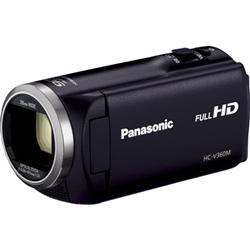 デジタルハイビジョンビデオカメラ (ブラック) HC-V360M-K