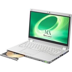 �p�i�\�j�b�N�@Let�fs note MX5 �@�l(Corei5 4GB SSD128GB SMD W10P64 12.5FullHD)�@CF-MX5ADBVS
