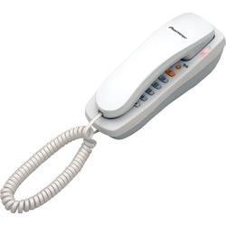 電話機/ベーシックテレホン 色:パールホワイト TF-08-W