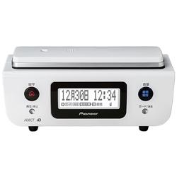 デジタルフルコードレス留守番電話機 ピュアホワイト TF-FD31S-W