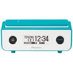デジタルフルコードレス留守番電話機 ターコイズブルー TF-FD35S(L)