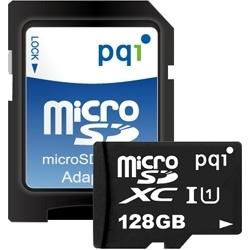 【クリックで詳細表示】microSDXCカード UHS-I対応 Class10 128GB MS10U11-128