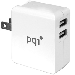 �n�C�p���[AC�[�d�� i-Charger mini 18W 3.4A (�z���C�g) ACM18WH