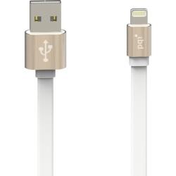 i-Cable metallic 100 �S�[���h (Lightning 100cm) CIMTAGD