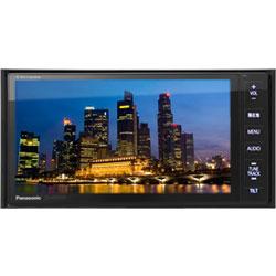 HDDナビ7型ワイドVGA2DINタイプ 地上デジ/DVD/CD/Bluetooth内蔵/3年間地図更新無料 CN-H500WD