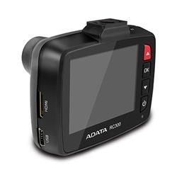 ADATA ドライブレコーダー RC300 ARC300-16G-CGY