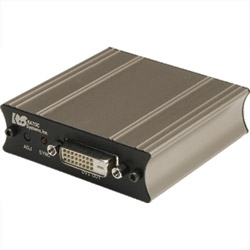 REX-VGA2DVI