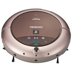 人工知能・センサー・プラズマクラスター搭載コンパクトロボット掃除機 ゴールド系 RX-V95A-N