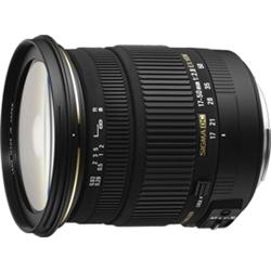【クリックで詳細表示】デジタル一眼レフカメラ専用ズームレンズ 17-50mm F2.8 EX DC OS HSM SIGMA用 17-50mmF2.8 DC OS HSM SA