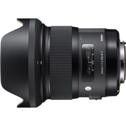 24mm F1.4 DG HSM ニコン用 24/1.4DG HSM NA