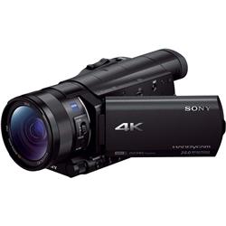 �f�W�^��4K�r�f�I�J�������R�[�_�[ Handycam AX100 FDR-AX100