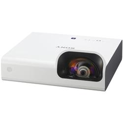 【クリックで詳細表示】短焦点液晶データプロジェクター XGA 3200lm VPL-SX235