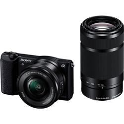 デジタル一眼カメラ α5100 ダブルズームレンズキット ブラック ILCE-5100Y/B