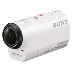 デジタルHDビデオカメラレコーダー アクションカム HDR-AZ1/W