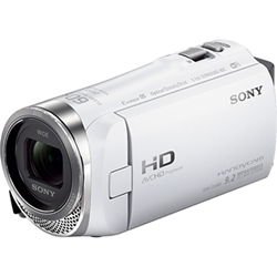 �f�W�^��HD�r�f�I�J�������R�[�_�[ Handycam CX480 �z���C�g HDR-CX480/W