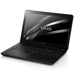 VAIO �r�W�l�X VAIO Fit 15E (15.5W/�^�b�`�Ȃ�/Win7Pro64(DG)/Ci3/4GB/FullHD/500GB/�u���b�N/VAIO������А�) VJF1511ARL5B