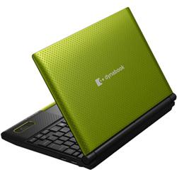 【クリックで詳細表示】dynabook N301/02EG (ライムグリーン) PN30102ENVG