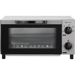 温度調節機能付オーブントースター シルバー KOS1013S