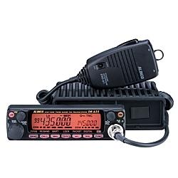 アマチュア無線機 144/430MHz モービルタイプ 20W DR-635DV