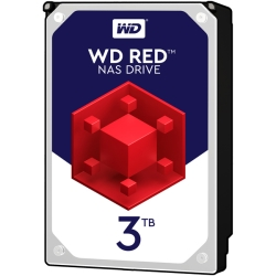 WD Red 3.5�C���`����HDD 3TB SATA6.0Gb/s IntelliPower 64MB WD30EFRX-R