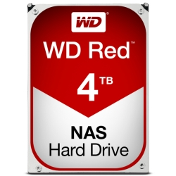 WD Red 3.5�C���`����HDD 4TB SATA6.0Gb/s IntelliPower 64MB WD40EFRX