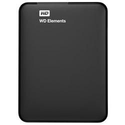【クリックで詳細表示】WD Elements Portable 2TB ポータブルHDD 3年保証 USB3.0 WDBU6Y0020BBK-JESN