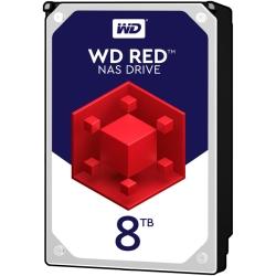 WD Red 3.5インチ内蔵HDD 8TB SATA6.0Gb/s 5400rpm Class 128MB WD80EFZX