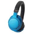 Bluetoothヘッドホン ターコイズブルー