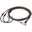 オーディオテクニカ ヘッドホン用着脱ケーブル(インナーイヤー用) HDC313A/1.2