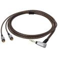 オーディオテクニカ ヘッドホン用着脱ケーブル(インナーイヤー用) HDC213A/1.2