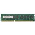 アドテック サーバー用 DDR3-1333/PC3-10600 Unbuffered DIMM 2GB ECC ADS10600D-E2G