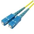 エイム電子 光ファイバーケーブルR15(曲げ半径15mm) DSC/DSC シングルモード 9/125μm 30m AFP2-DSC/DSC-SM(R15)-30