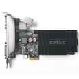 ビデオカード ZOTAC GeForce GT 710 ZONEEDITION 1GB DDR3 LP(PCI EXx1)