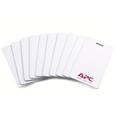 NetBotz HID Proximity Cards - 10 Pack AP9370-10