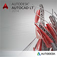 AutoCAD LT 2014 Commercial New SLM  057F...
