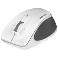 バッファロー(サプライ) 無線 BlueLED プレミアムフィットマウス Mサイズ ホワイト BSMBW500MWH