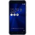 ASUS TeK ZenFone 3 5.5インチ (Qualcomm Snapdragon 625/メモリ4GB/ストレージ64GB) サファイアブラック ZE552KL-BK64S4